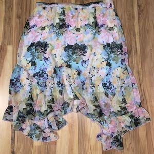 Disney Asymmetrical Skirt